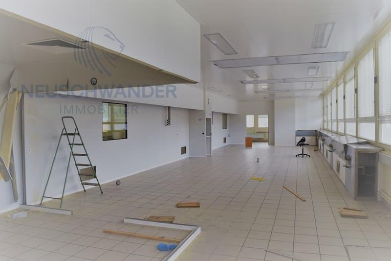 Grande usine à rénover - 4'211 m2 (2)
