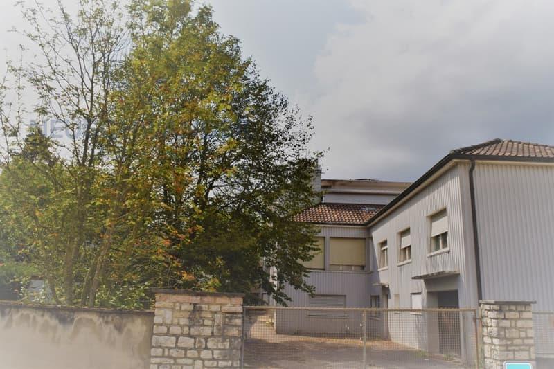 Grande usine à rénover - 4'211 m2 (7)