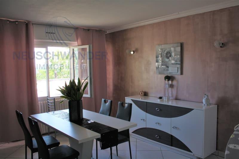 Maison Locative - 4 appartements  avec une vue imprenable (13)