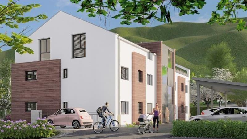 Appartement 3.5 pièces - 89 m2 - 1er étage - (2)