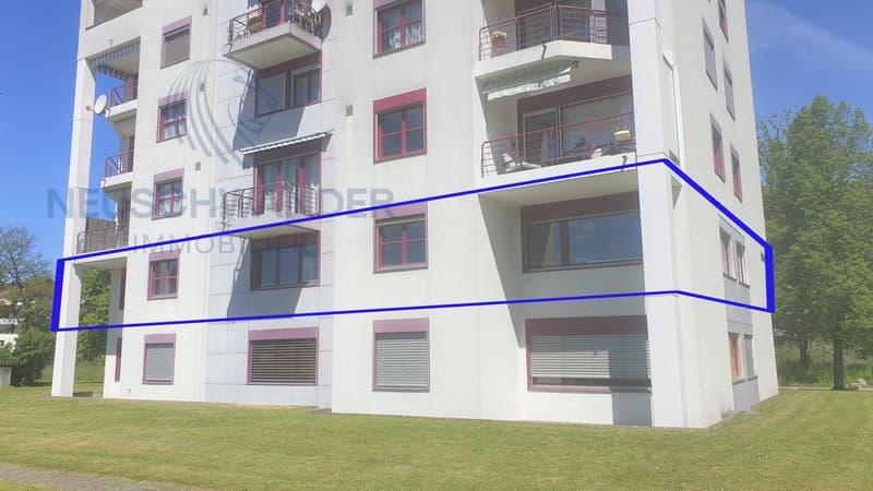 Locaux commerciaux / bureaux de 7.5 pièces - 268 m2 (1)