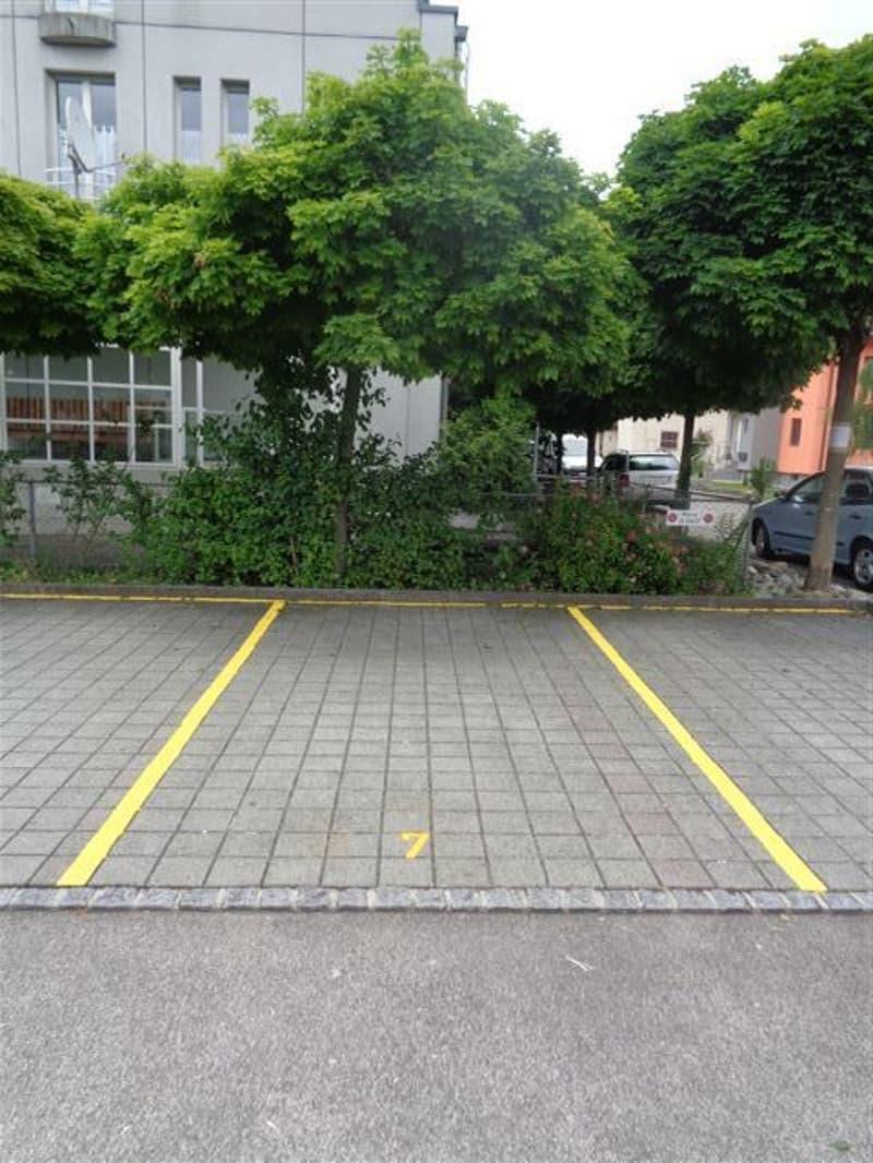Place de parc n°7