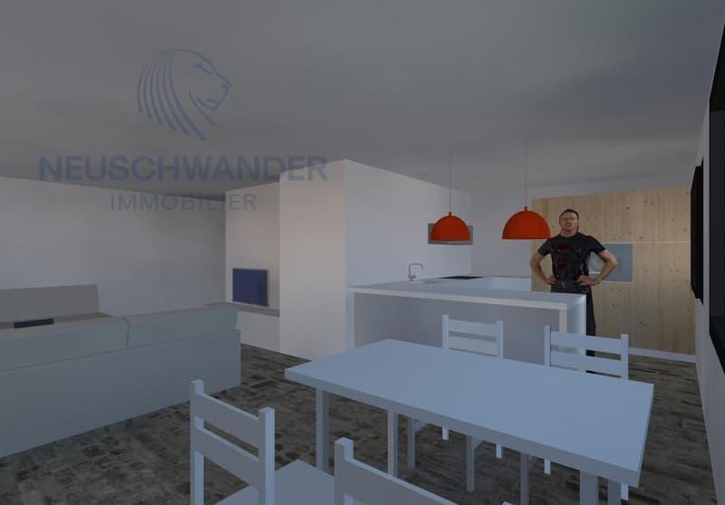 Appartement PPE 3.5 pièces - 75 m2 (4)