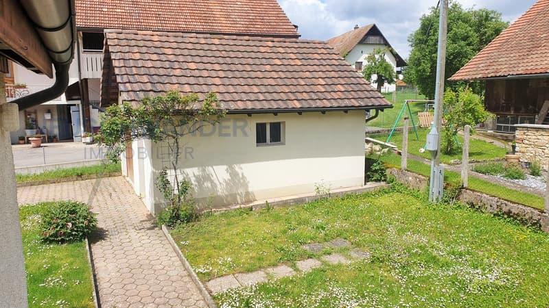 Appartement 4.5 pièces avec jardin (12)