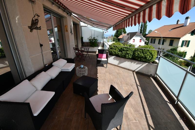 Bel appartement lumineux avec belle terrasse de 34m2 (1)