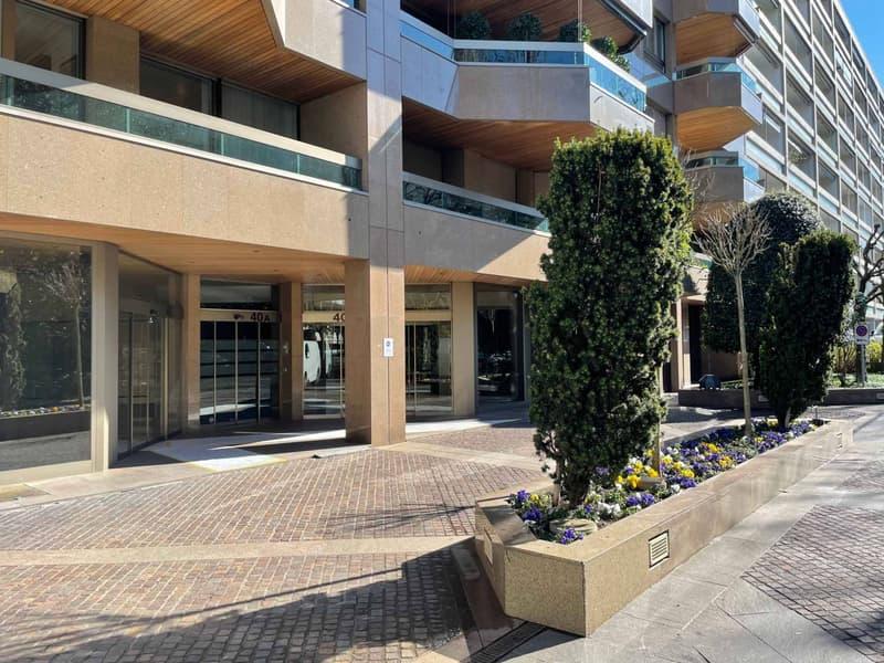 Locaux commerciaux au rez-de-chaussée + appartement de fonction (2)