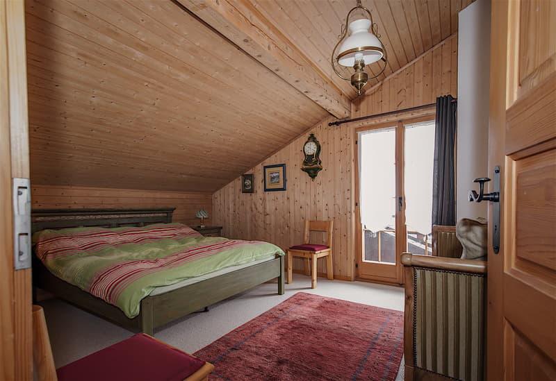Superb Chalet on The exclusive Domaine de la Residence in world famous resort of Villars sur Ollon (13)
