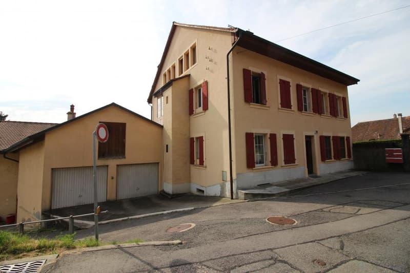 Immeuble locatif de 4 appartements (3)