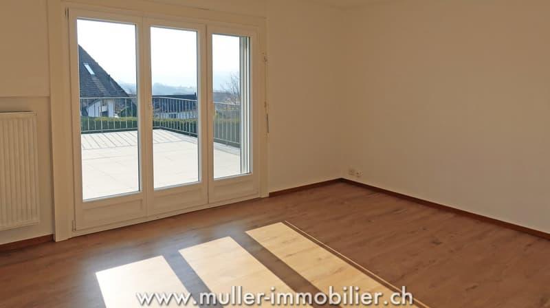 Immeuble de 5 appartements à Châtonnaye (FR) (9)
