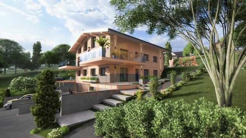 LES TERRASSES DE BOTYRE, superbe duplex avec grand balcon (2)