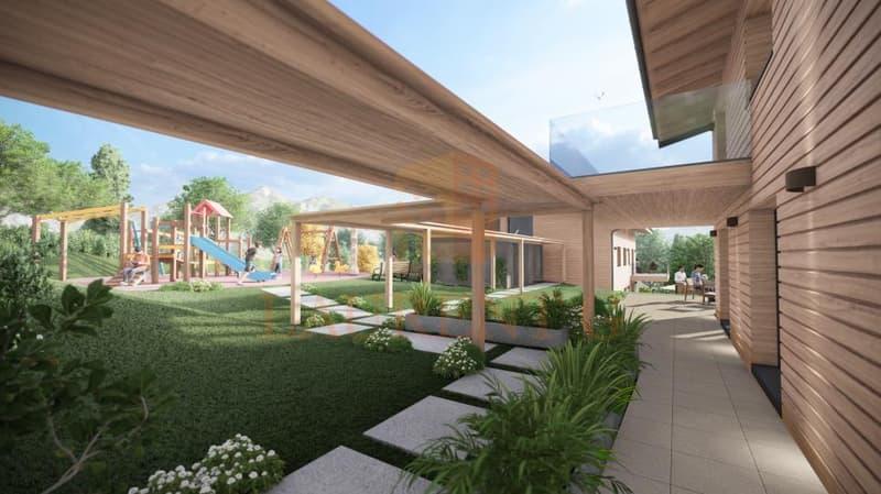 LES TERRASSES DE BOTYRE, superbe duplex  avec grand balcon (5)