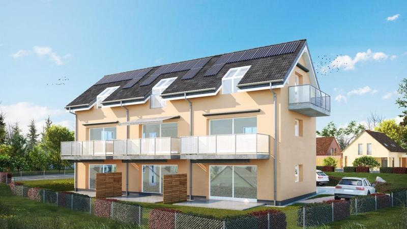 Immeuble front