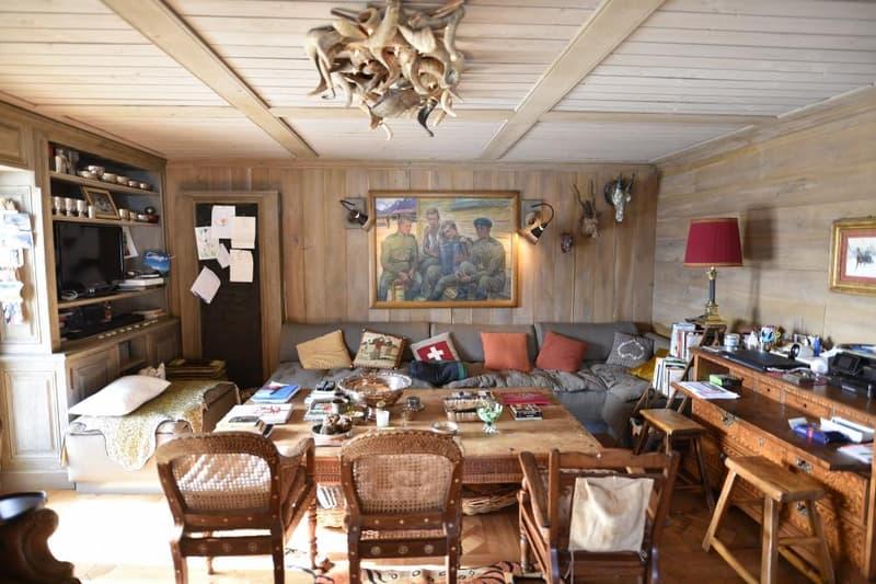 Joli appartement avec une belle vue sur les Alpes (1)