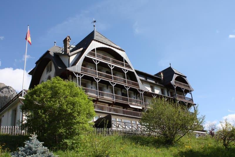 Charmant appartement de 2 pièces dans une résidence de haut standing ! (2)