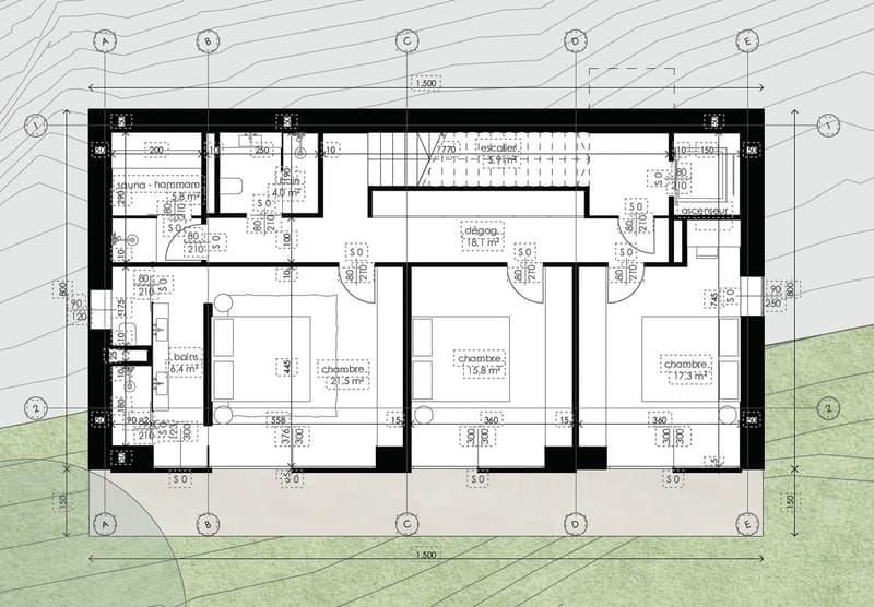 LAVAUX - Superbe Villa individuelle à vendre sur plans (13)