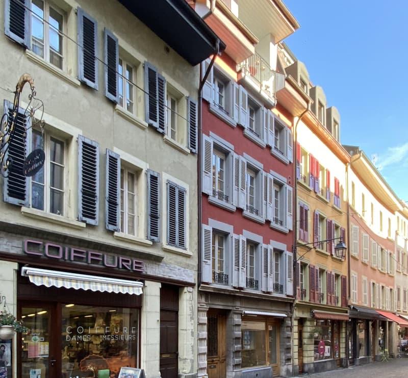 Vieille ville - Immeuble de rendement magnifiquement rénové (2)