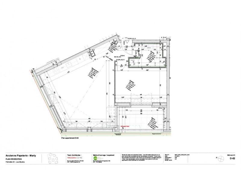 Dans le quartier des Moulins, appartement de 2.5 pièces au rez-de-chaussée (9)