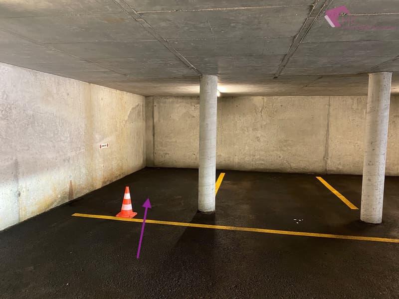 Ovronnaz - Place de parc dans parking souterrain fermé (2)