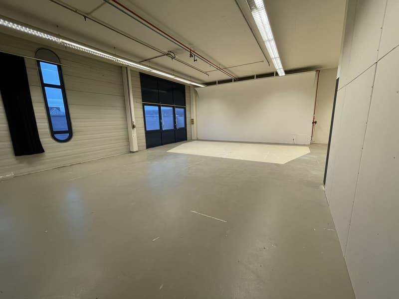 Surface d'activité dans un immeuble administratif et artisanal d'environ 135m2 à Romanel (1)