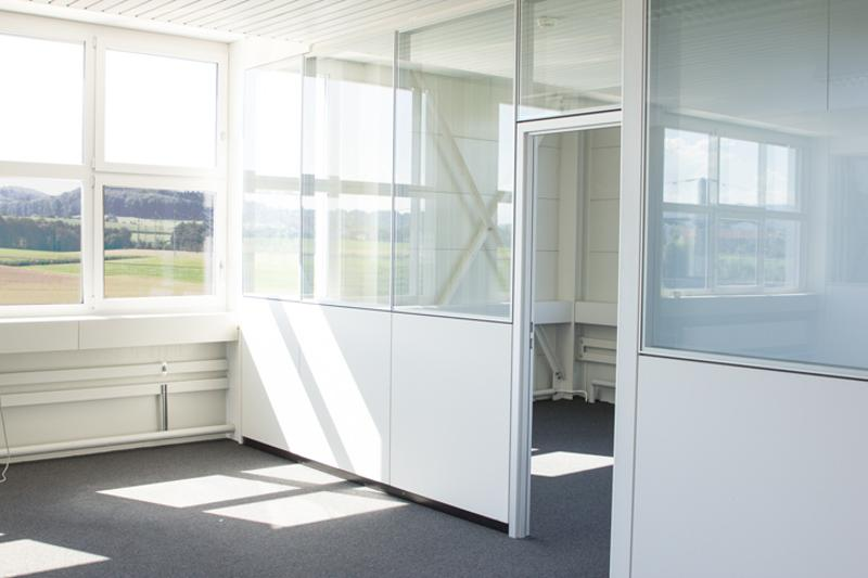 Ausgebaute Büro im Attikageschoss! (5)