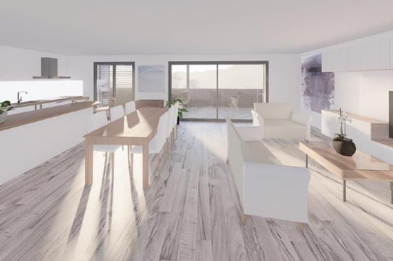 Splendide appartement de 4.5 pièces avec grand balcon (1er étage) (1)