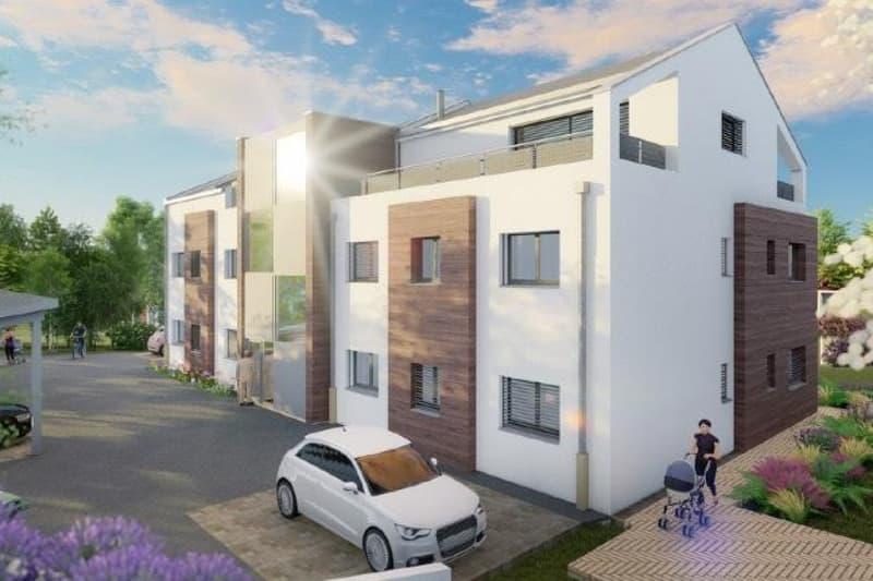 Splendide appartement de 4.5 pièces avec grand balcon (1er étage) (4)