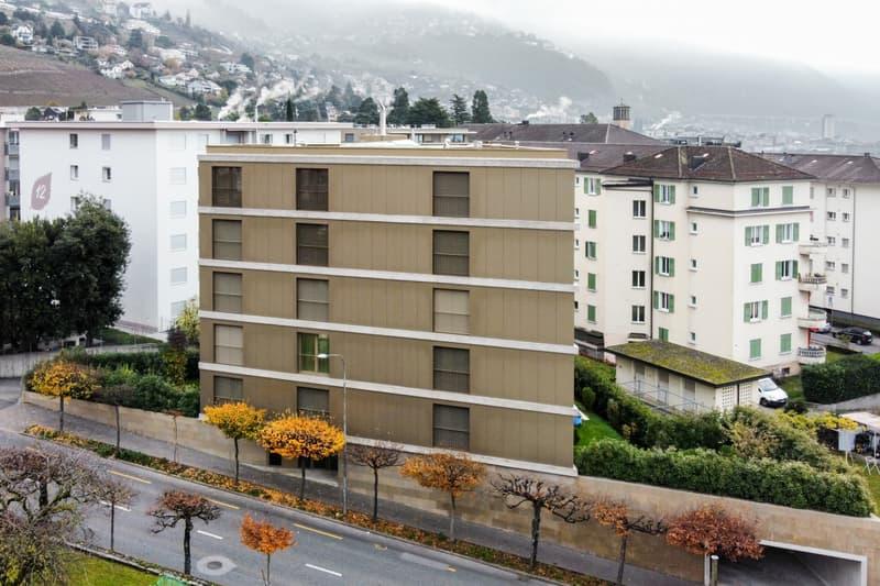Résidence du Châtelard 9 appartements et un local commercial à Clarens (2)