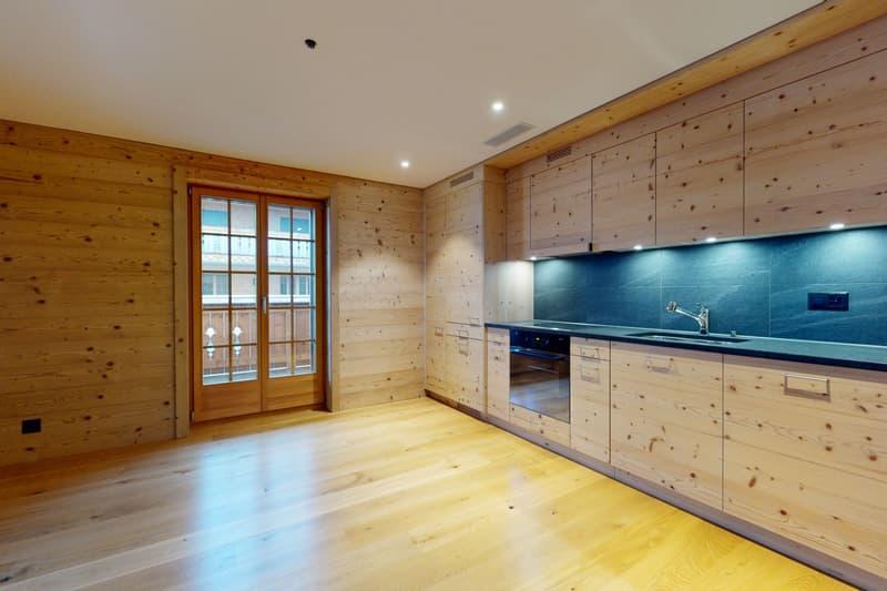 2½ Zimmer-Neubauwohnung im faszinierendem Chalet (1)