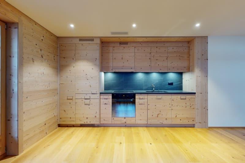 2½ Zimmer-Neubauwohnung im faszinierendem Chalet (2)
