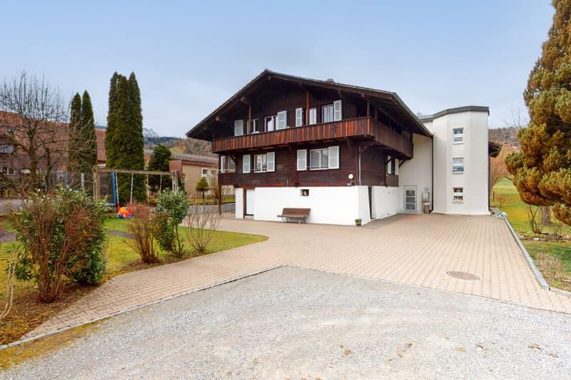 Gepflegtes Mehrfamilienhaus mit vier Wohneinheiten (1)