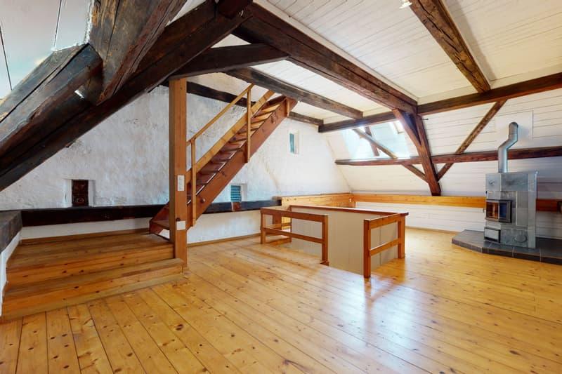 Charmante 3-Zimmer Maisonettewohnung an idyllischer Lage (1)