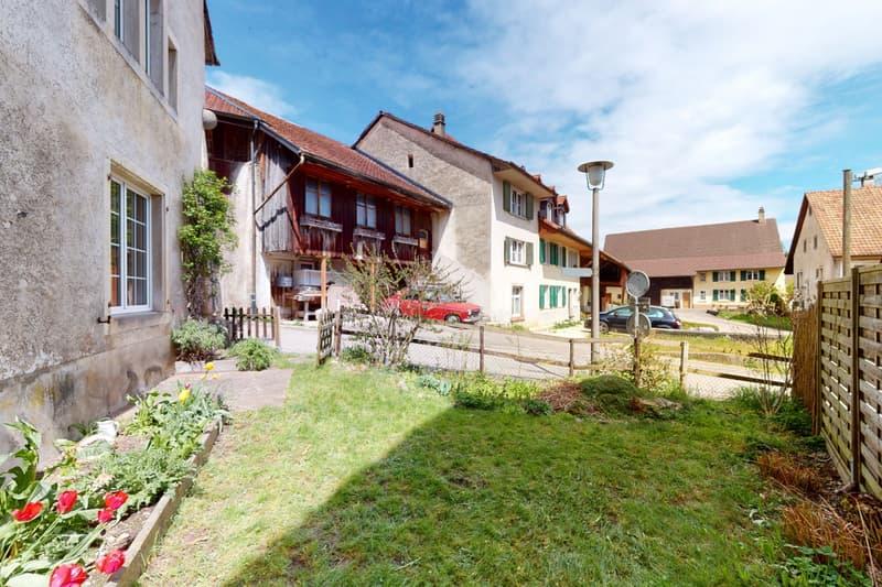 Charmante 3-Zimmer Maisonettewohnung an idyllischer Lage (2)