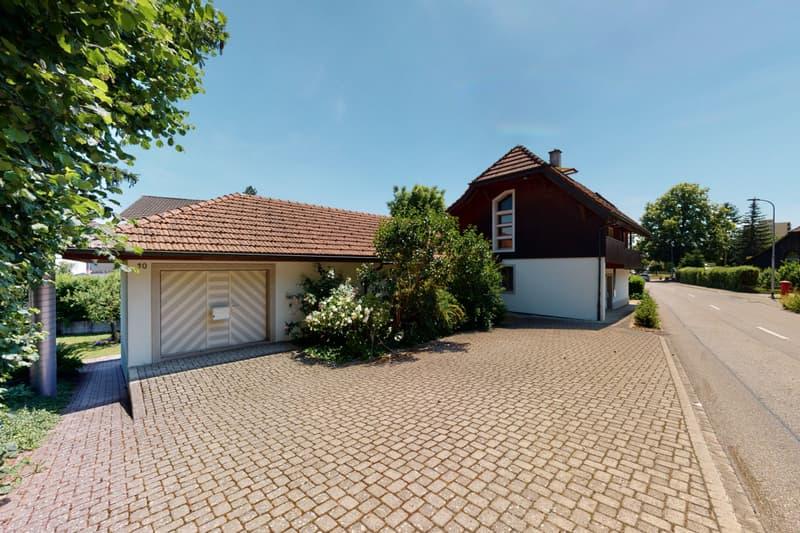 attraktives Wohn-und Geschäftshaus mit Werkstatt und Einlieger WHG (1)