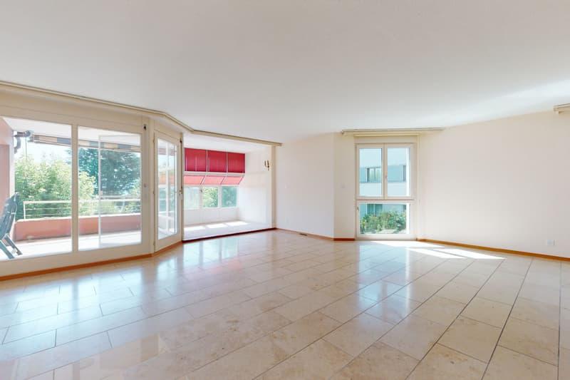 Grand appartement avec vue sur le lac à Grandson ! (2)