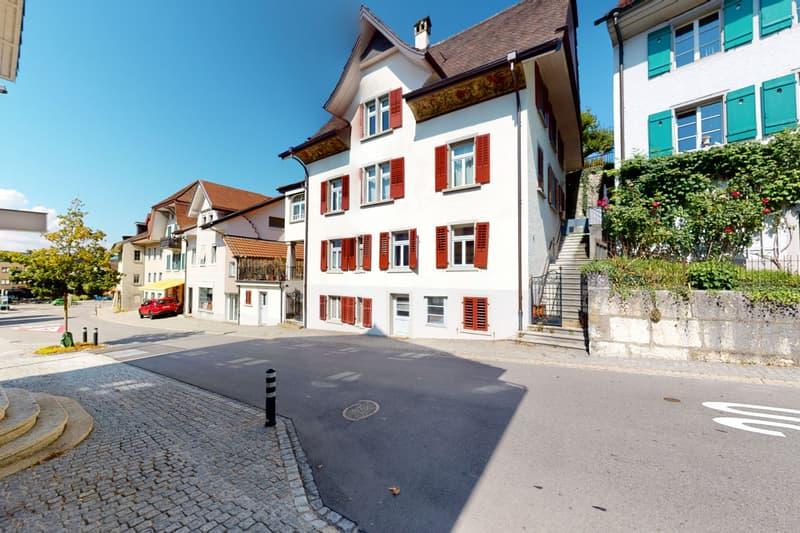 Stilvolles Mehrgenerationenhaus im Zentrum von Schönenwerd (1)