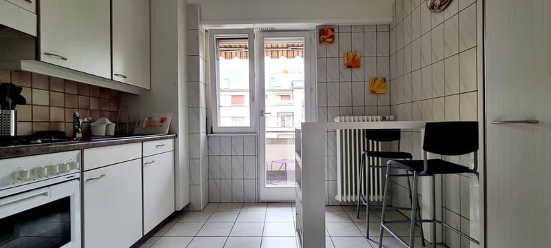 Lausanne Gare et centre. Le + vaste choix de meublés modernes. (2)