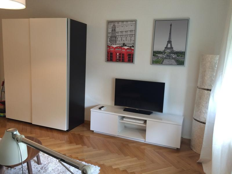 The widest choice and the best prices for your furnished housing in Lausanne downtown! (2)
