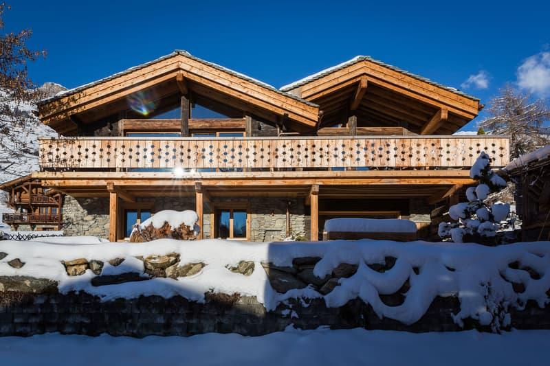 Renovated in 2020 weekly rental family chalet in Verbier (12)
