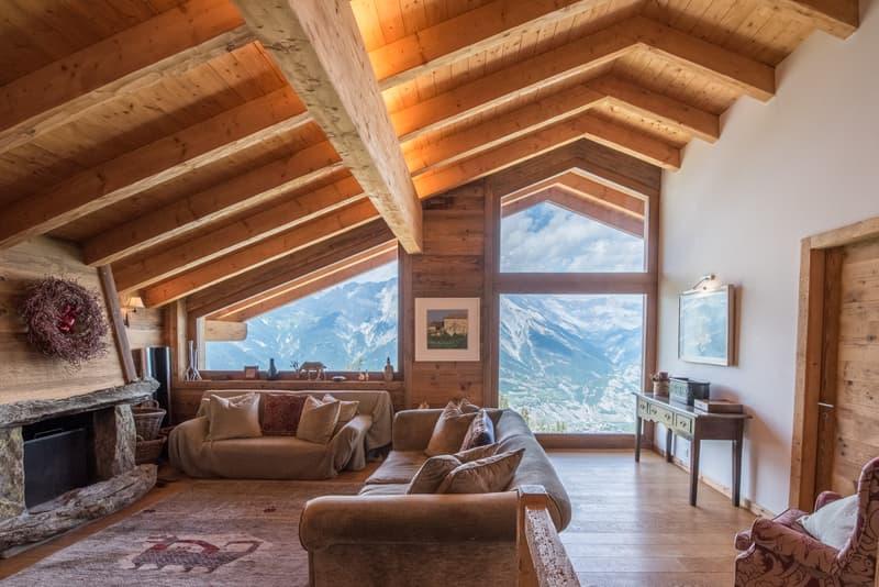 A stunning alpine retreat. (13)
