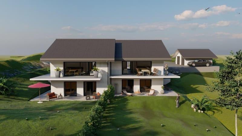 Superbe Villa Jumelle (1)