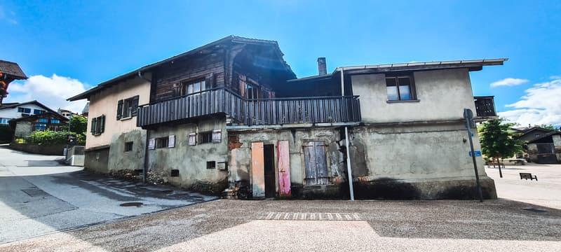 Maison entièrement à rénové  - 1971 Grimisuat (2)