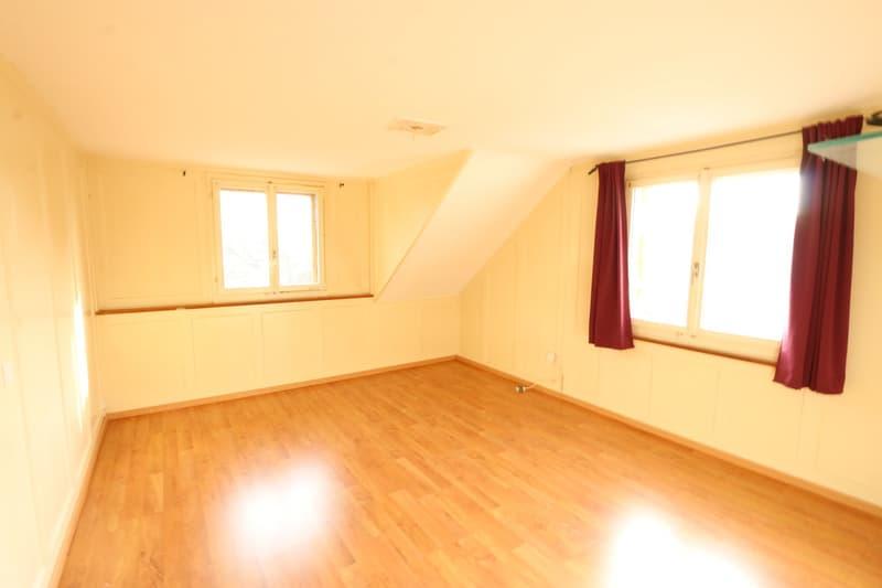 Wohnzimmer aus einer der 3 Zimmer Wohnungen
