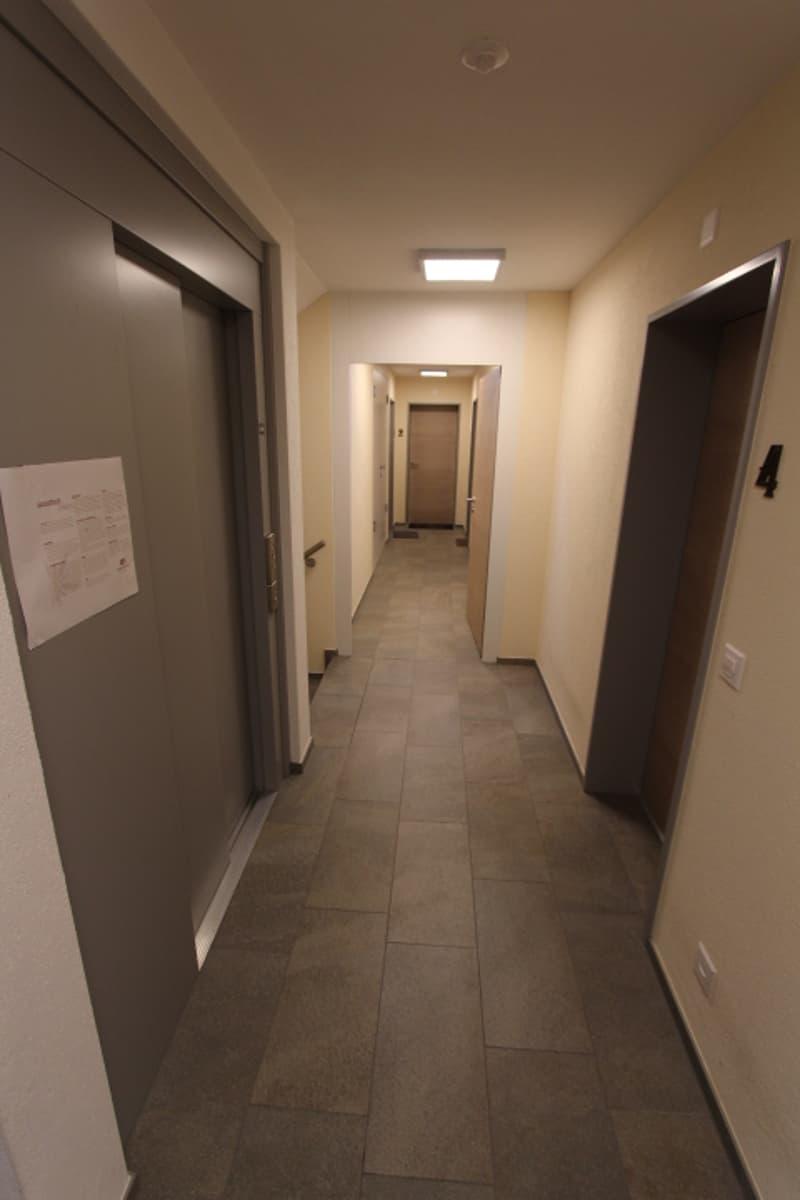 Top Modernes Möbiliertes Studio im Apartment-Haus Gränichen in ruhigem Quartier an bester Lage (13)