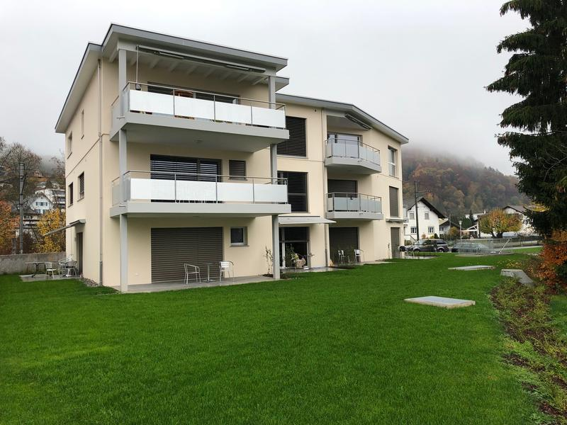 Top Modernes Möbiliertes Studio im Apartment-Haus Gränichen in ruhigem Quartier an bester Lage (2)
