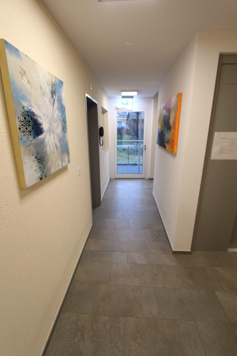 Top Modernes Möbiliertes Studio im Apartment-Haus Gränichen (13)