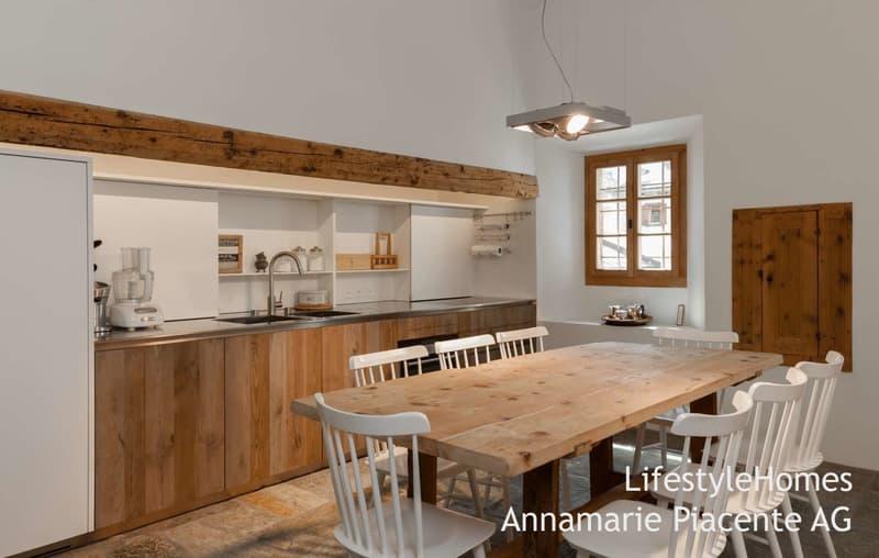 Küche La Punt
