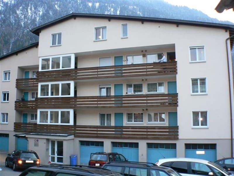 Gemütliche 1.5-Zimmer-Wohnung zu vermieten ! (1)