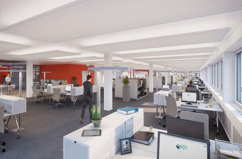 200 Parkplätze und ausgebaute Büroflächen (2)