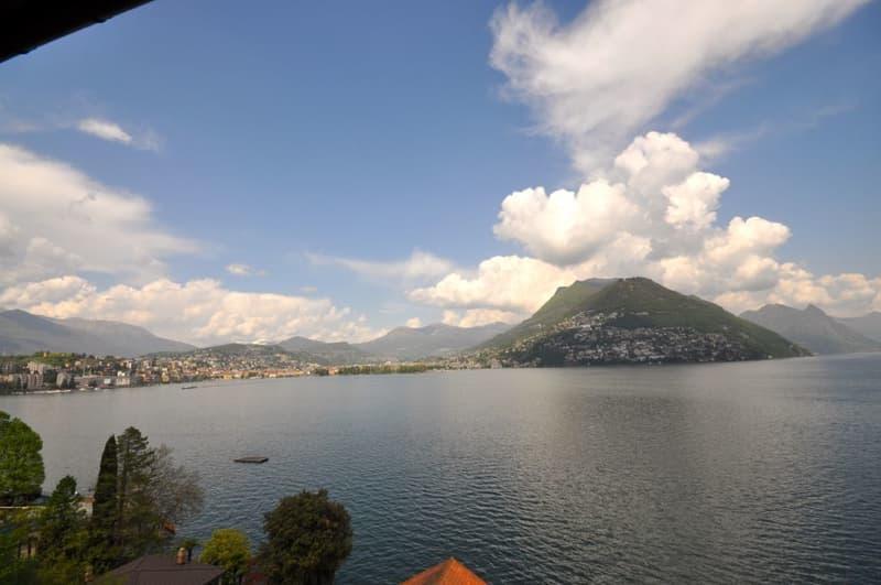 Terreno Edificabile con Vista Lago di Lugano in vendita a Paradiso (2)