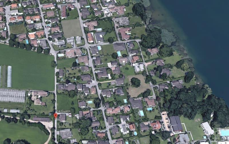 Terreno Edificabile Orientato a Sud, 400 metri dal Lago di Lugano (4)